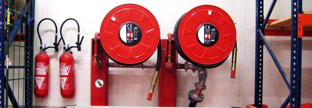 Les robinets d'incendie armés (RIA)